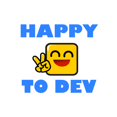 Happy To Dev