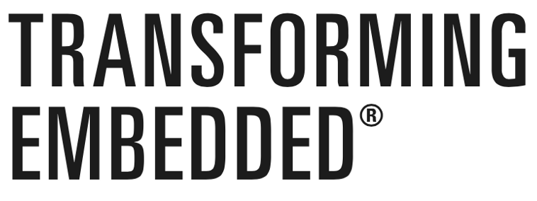 Transforming Embedded