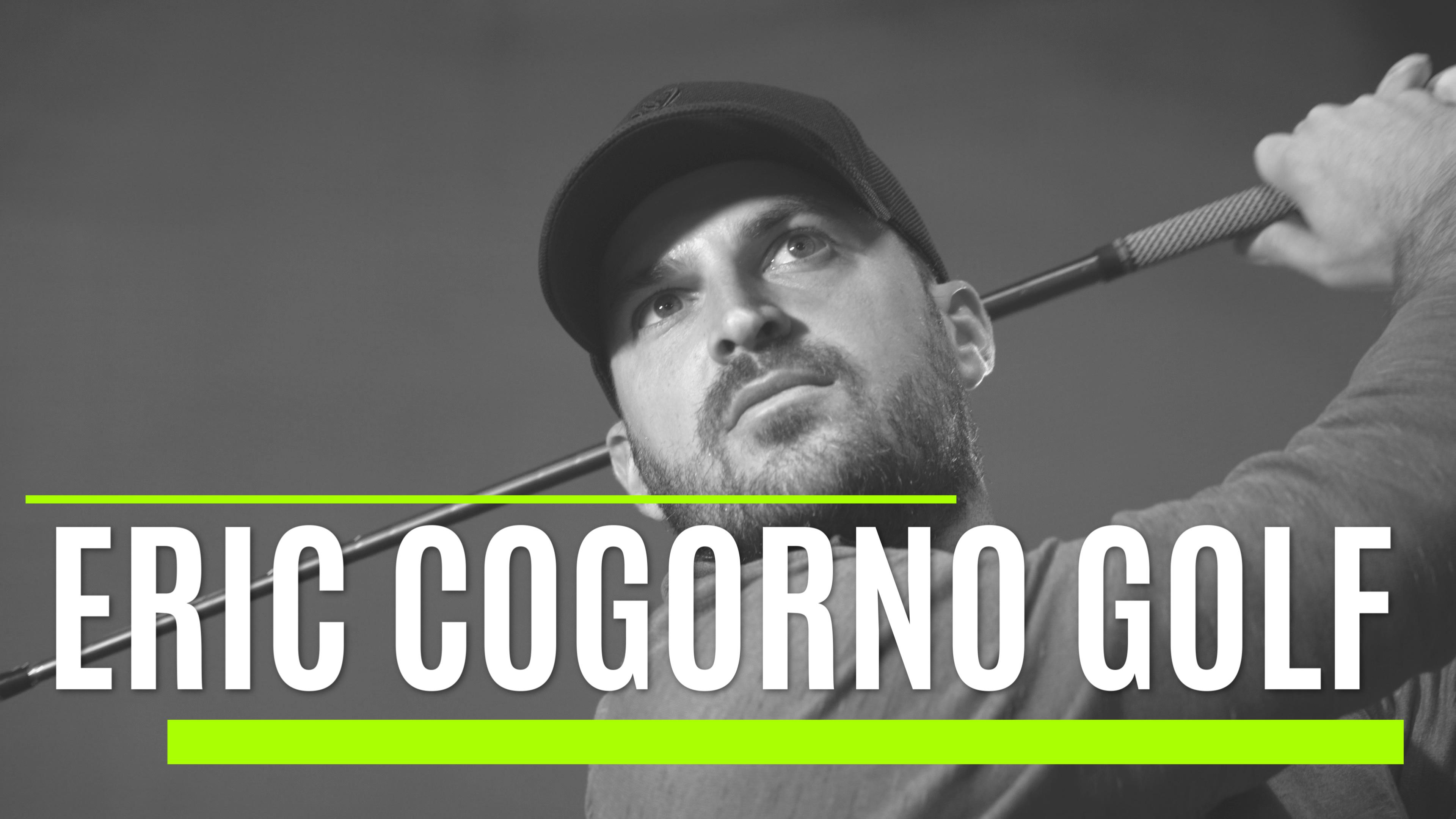 ERIC COGORNO GOLF