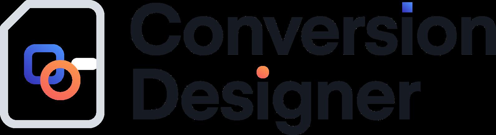 Conversion Designer