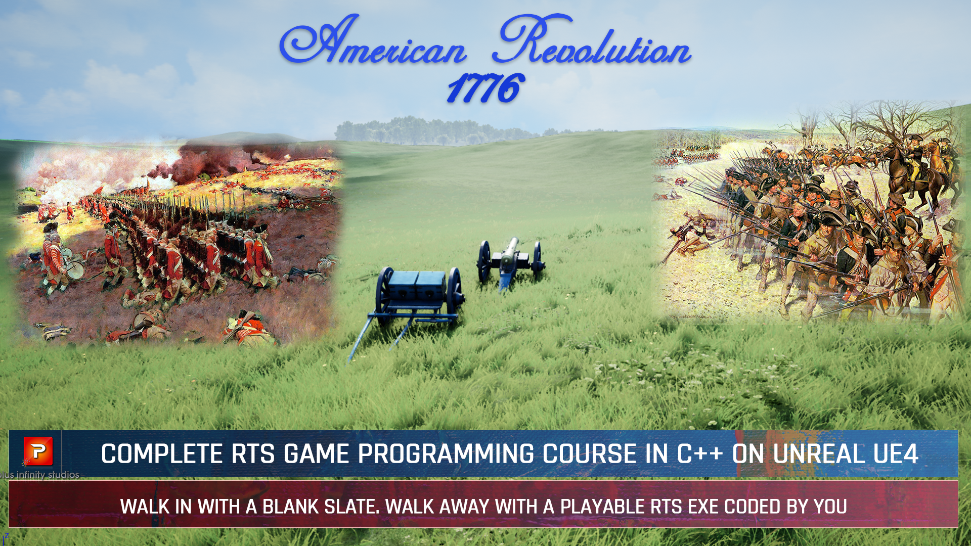 Complete RTS Game Programming in C++ on Unreal UE4 (More Lectures