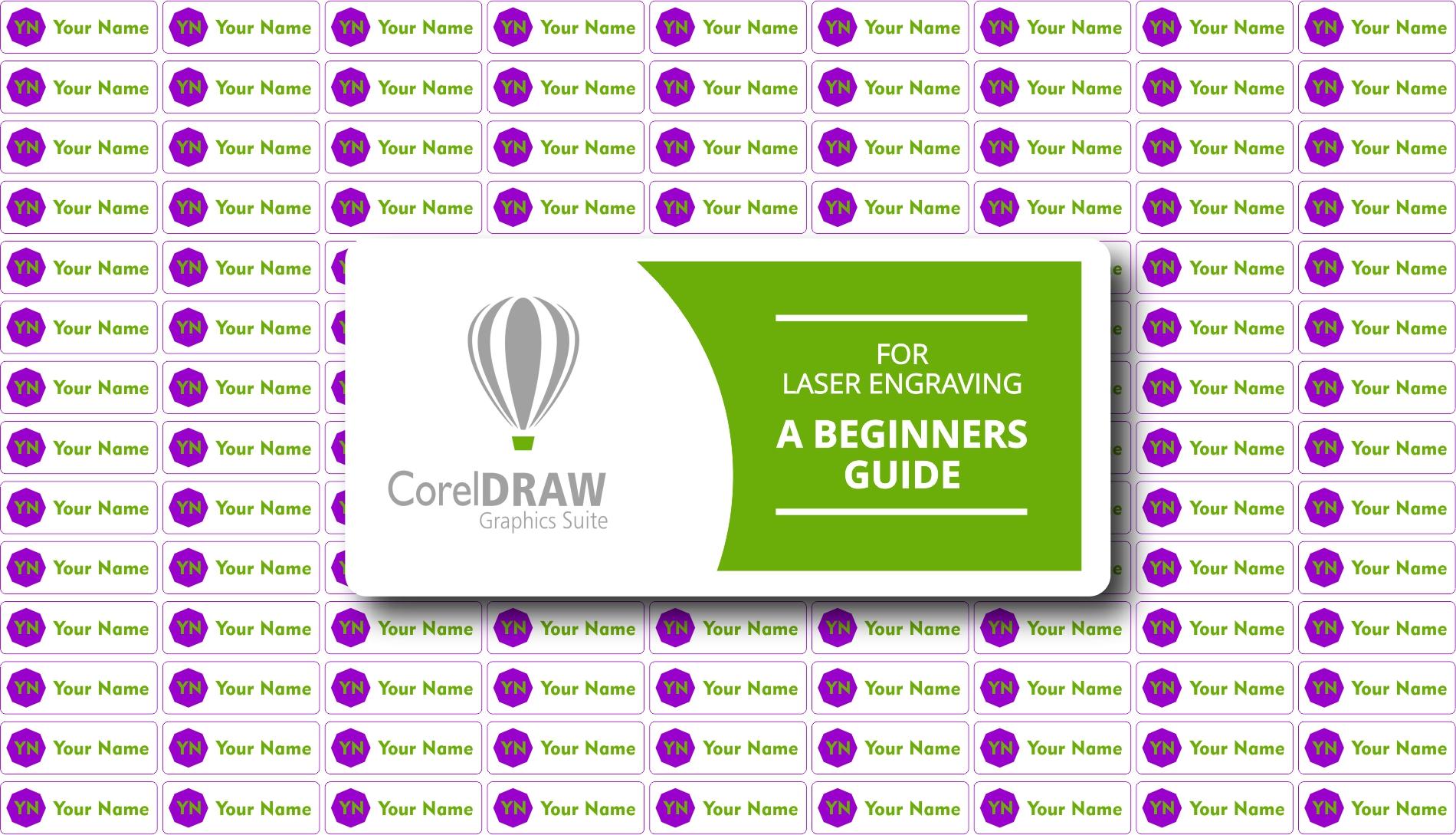 CorelDraw for Laser Cutting & Engraving - Essential Skills