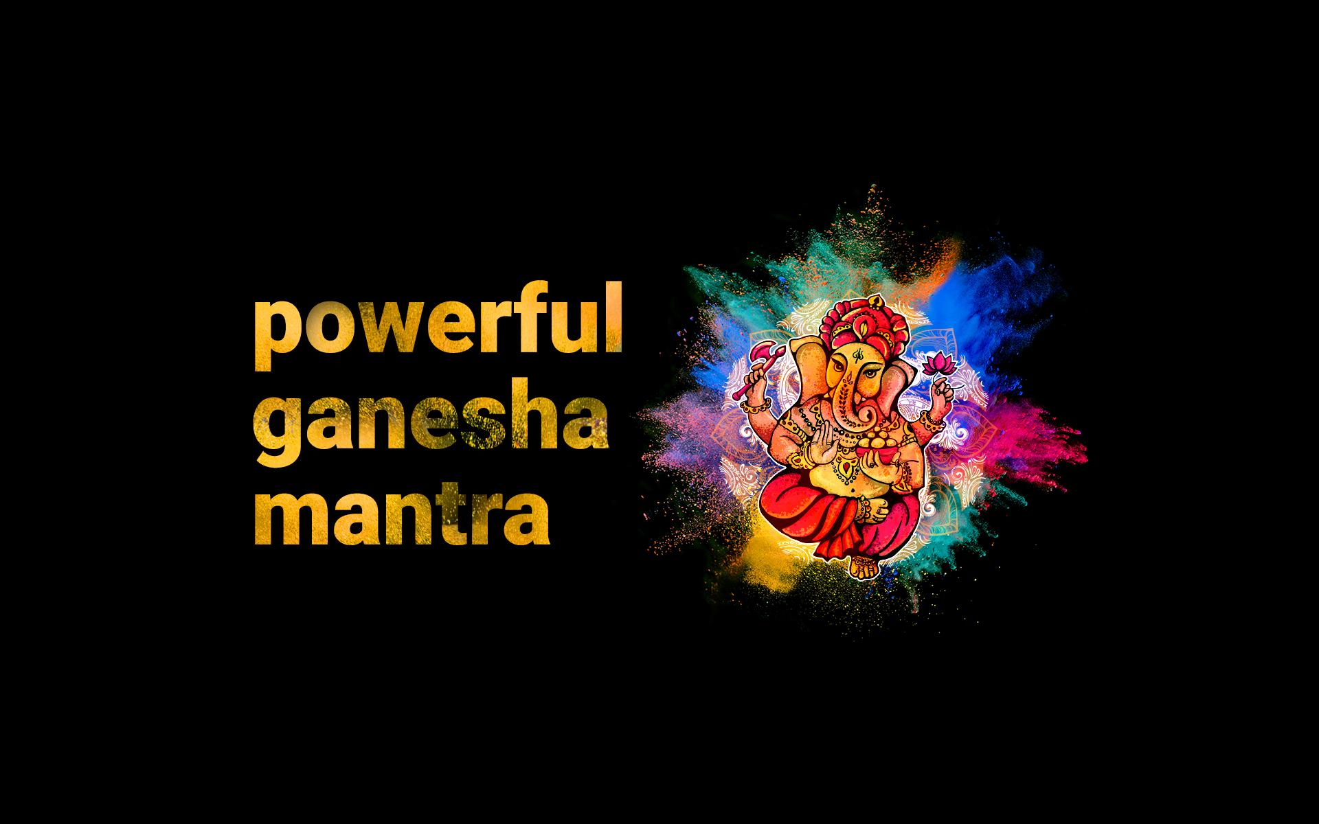 By Photo Congress || Ganesh Maha Mantra Mp3 Download