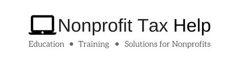 Nonprofit Tax Help