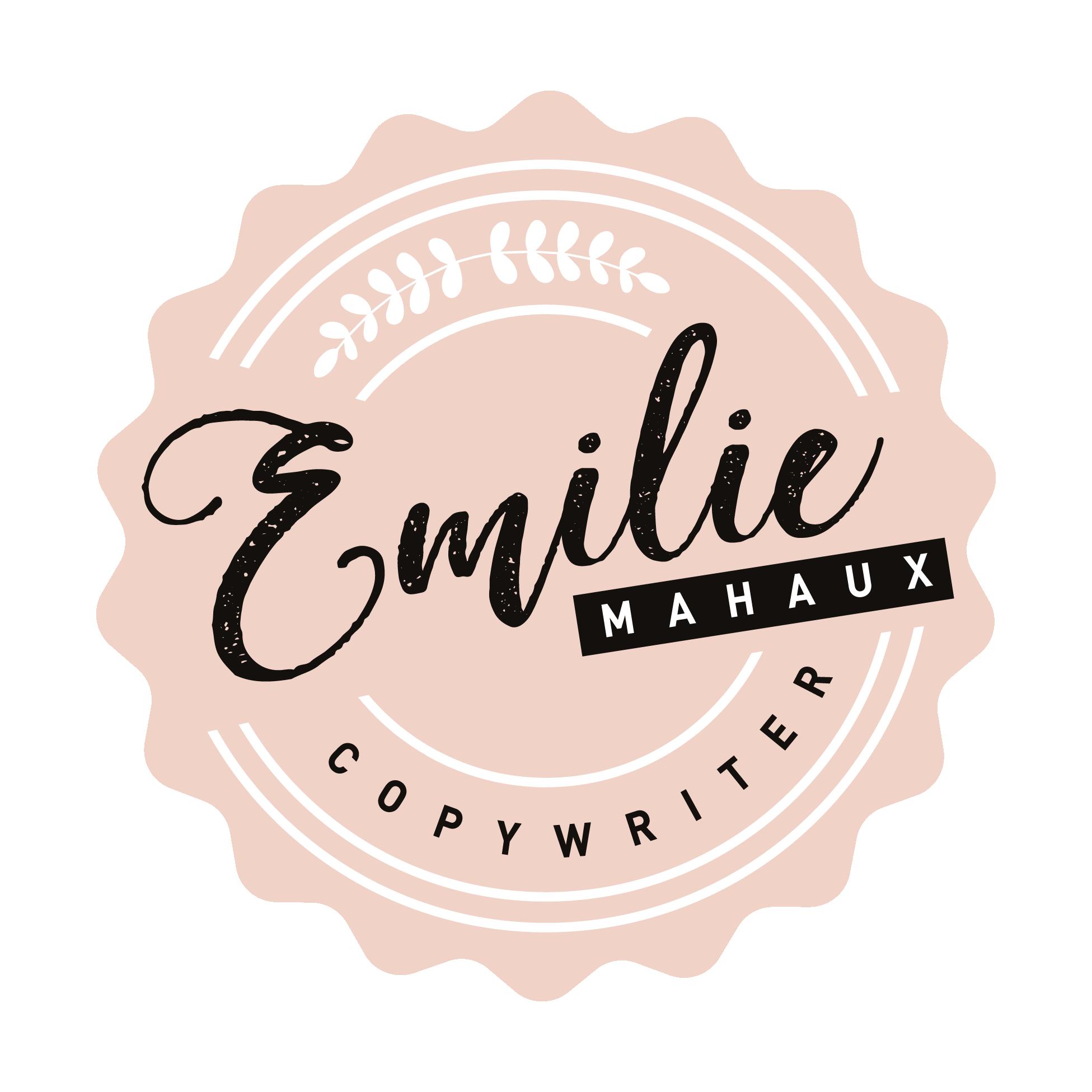 Emilie Mahaux • Copywriter ✍🏻