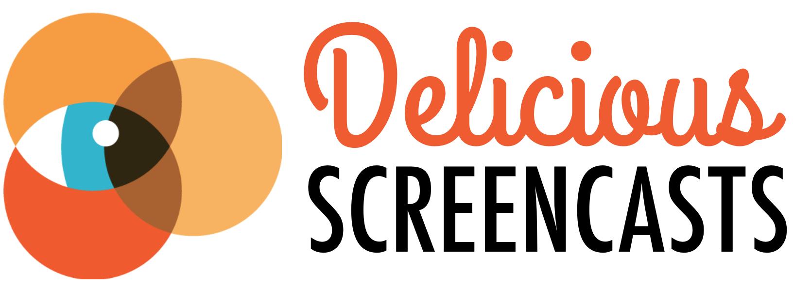 Delicious Screencasts