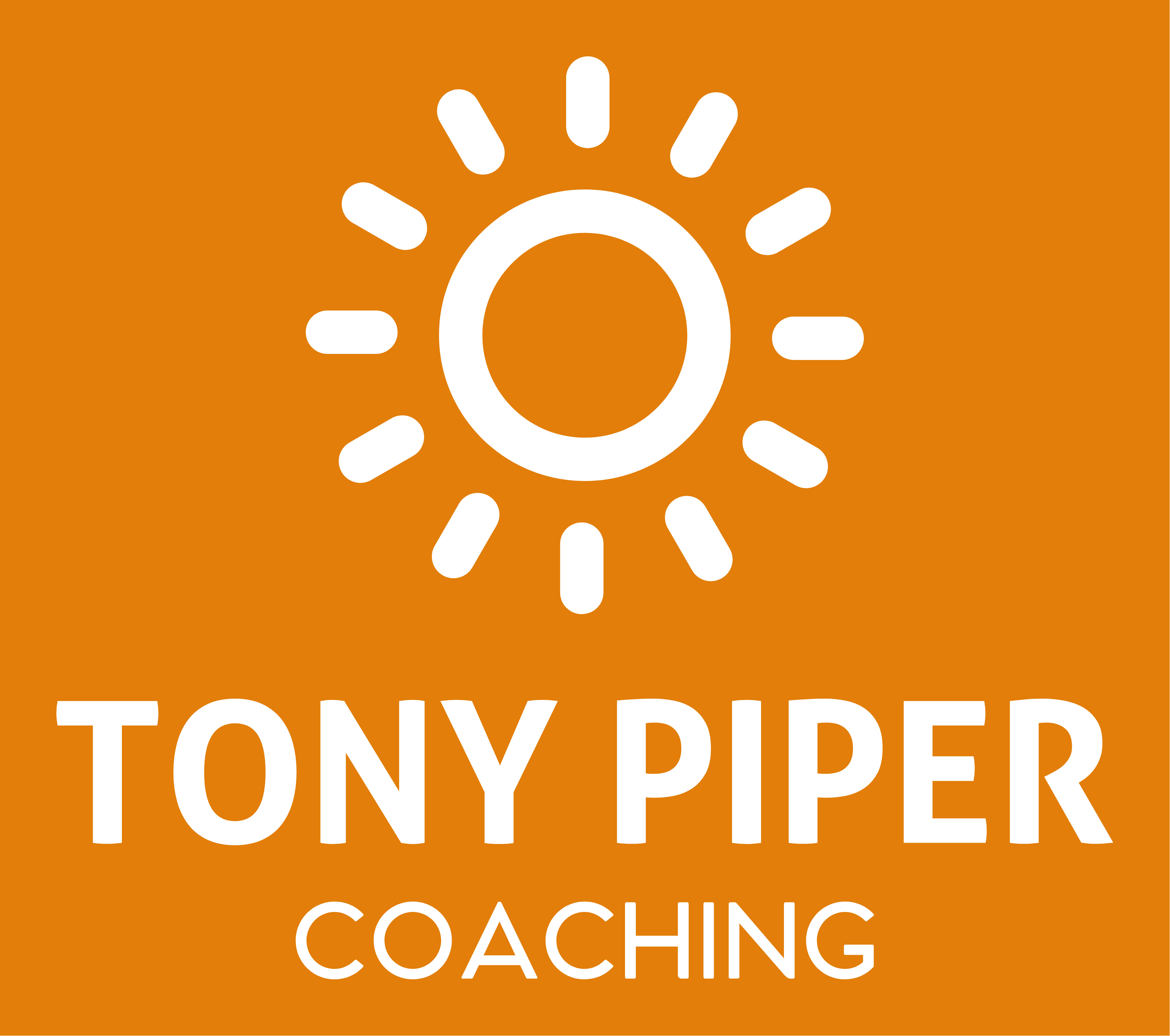 Tony Piper Coaching