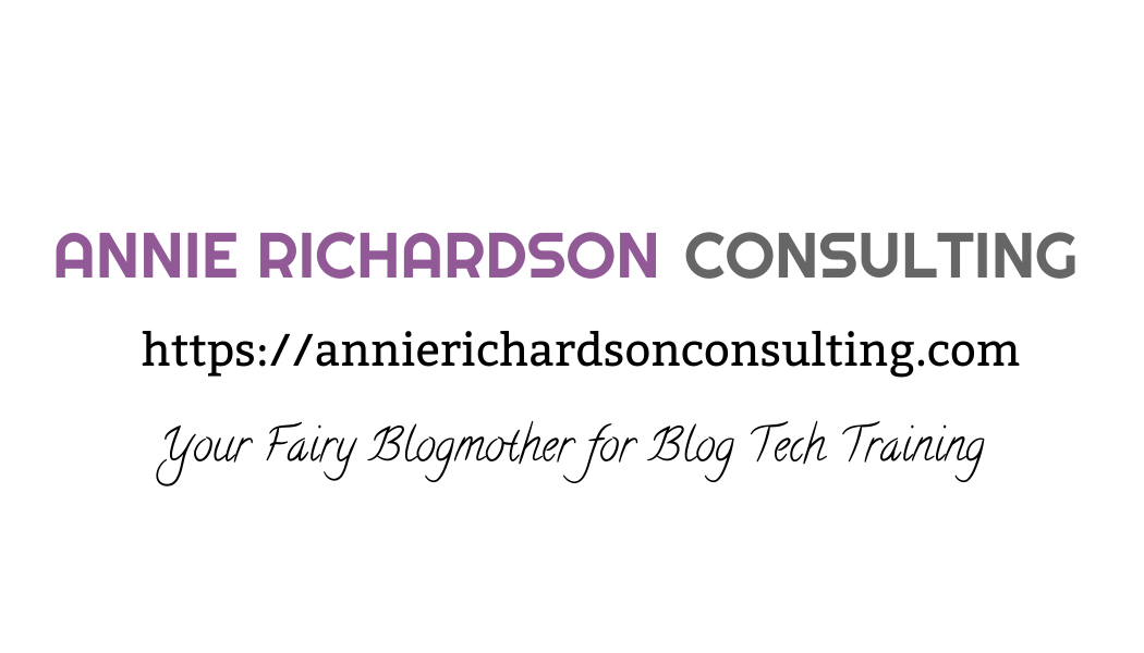 Annie Richardson Consulting
