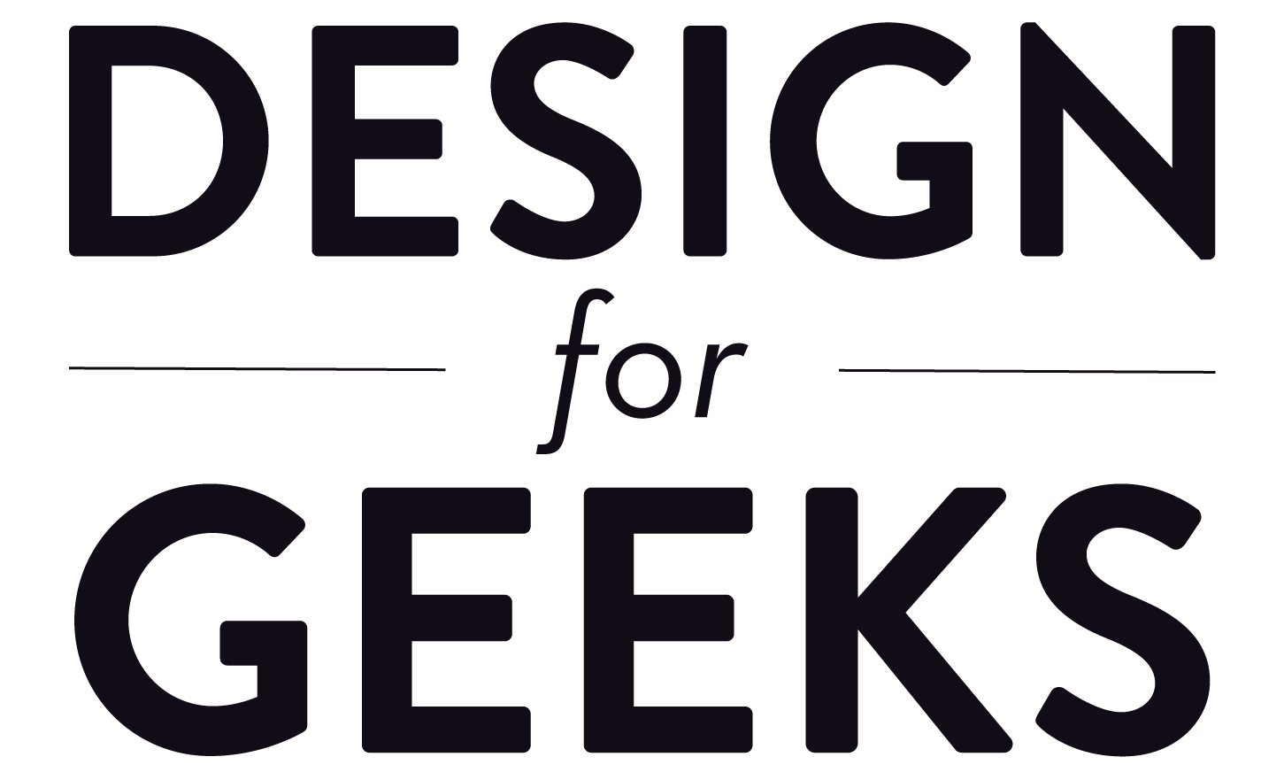 Design for Geeks Academy