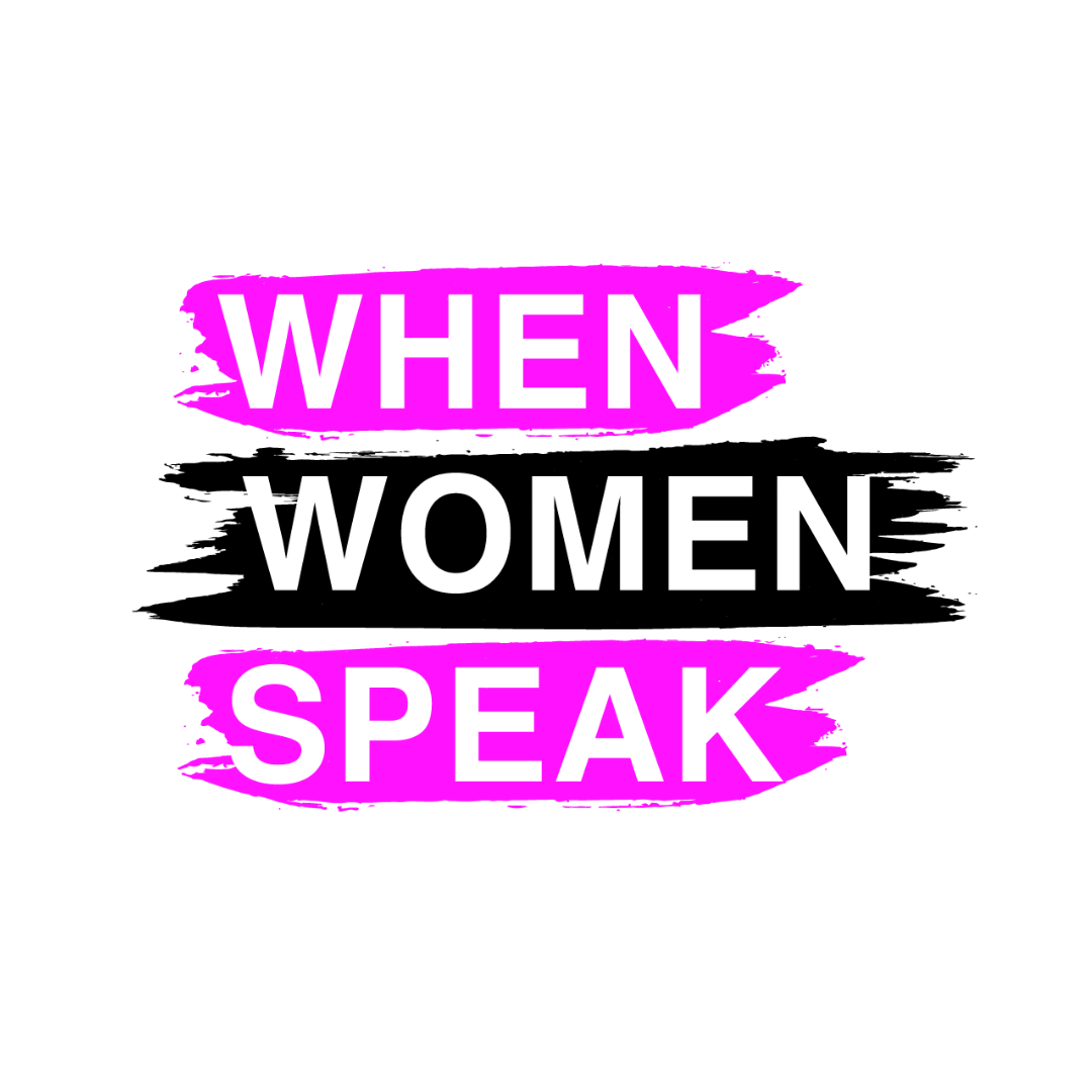 When Women Speak