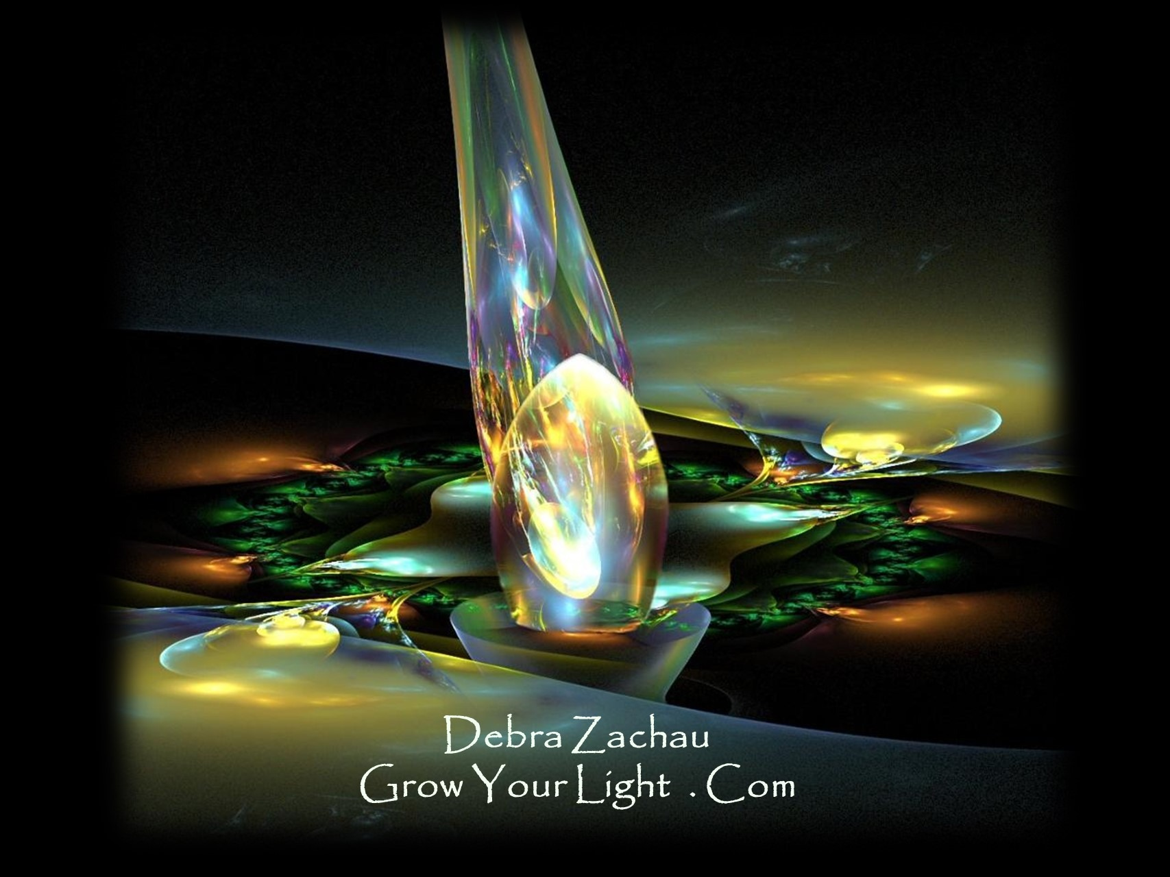 Grow Your Light with Debra Zachau