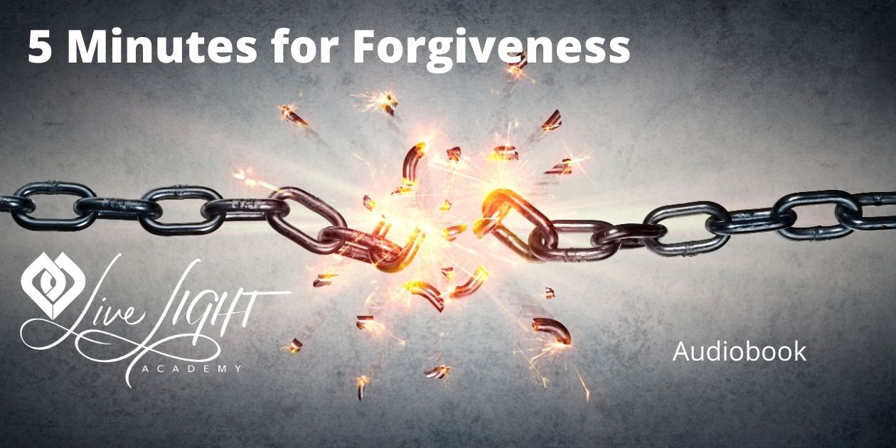 5 Minutes for Forgiveness Audiobook