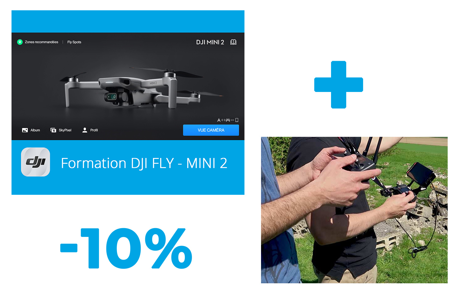 Formations drone loisir