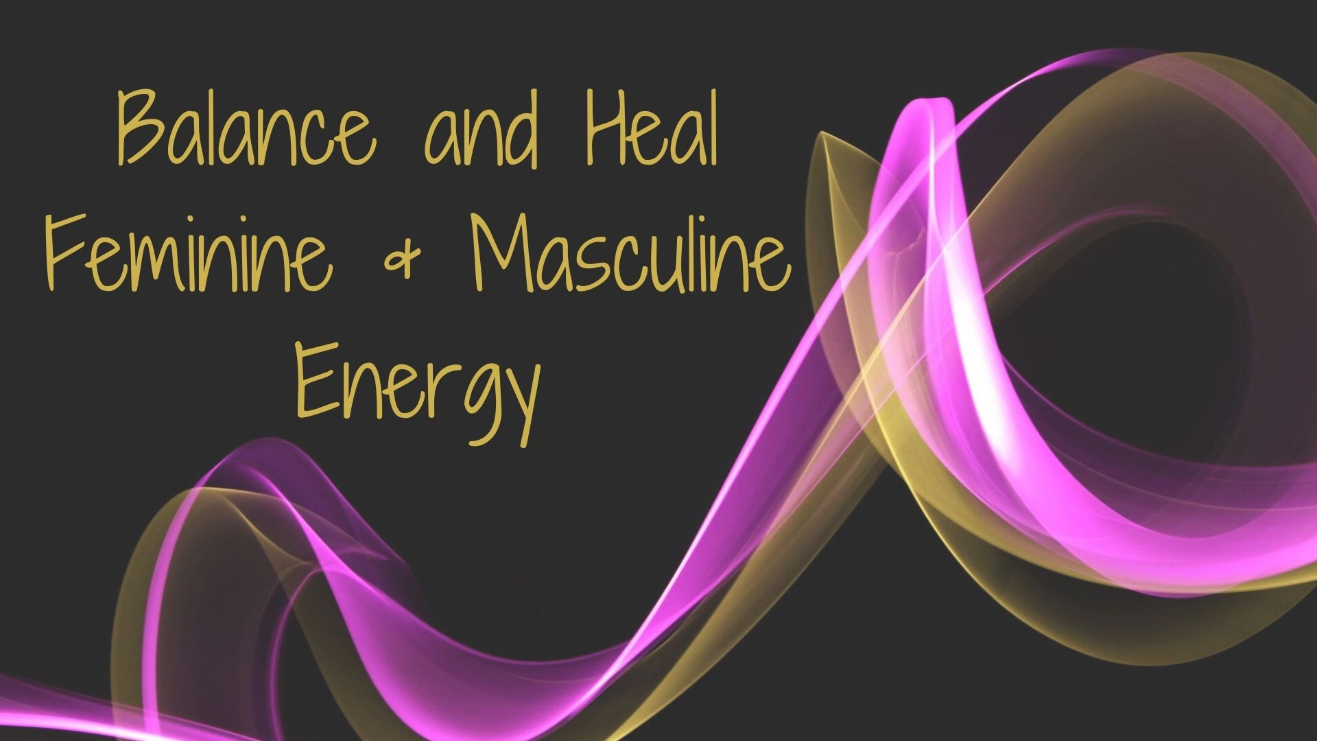 Is energy what masculine The Power