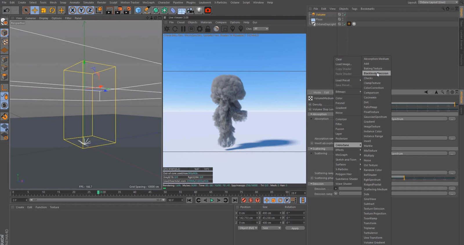 torrent octane render cinema 4d
