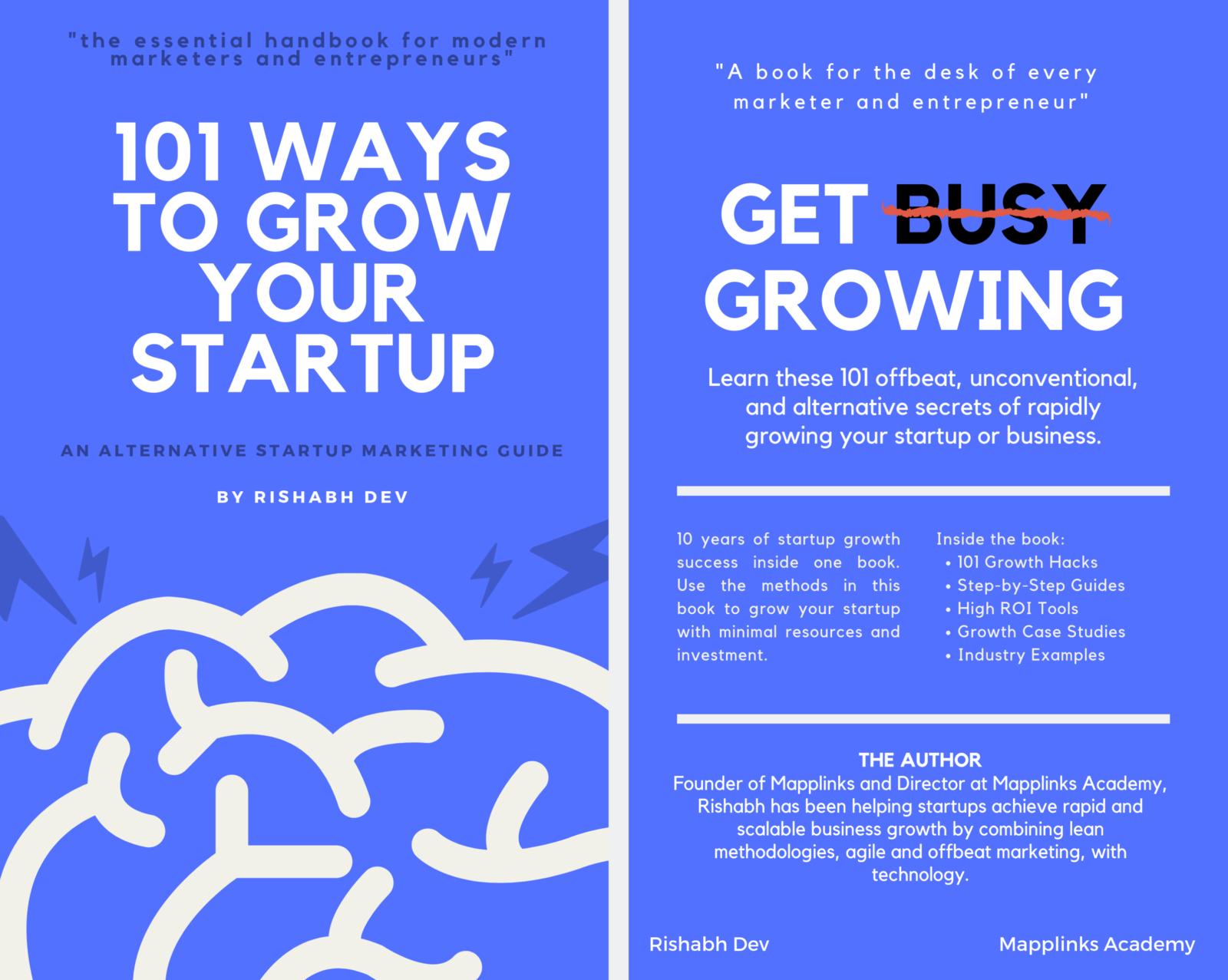 Business Hacks: A Guide for Start-ups and Entrepreneurs