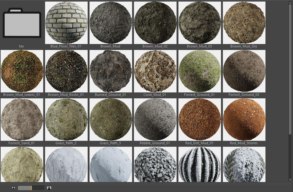 Texture Haven Octane Material Pack
