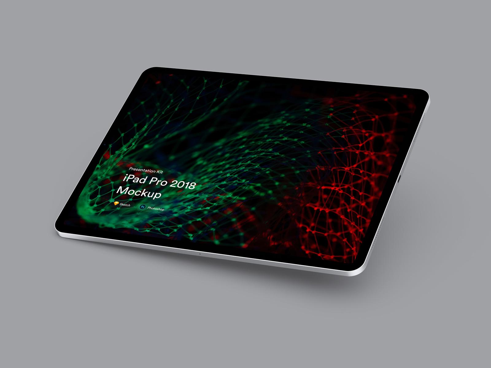 iPad Pro 2018, Presentation Kit