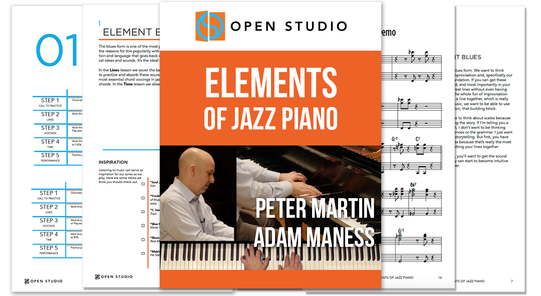 Elements of Jazz Piano