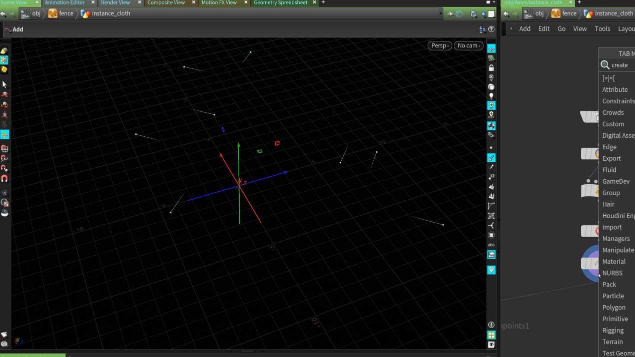 Houdini Engine to Unreal Engine Workflow
