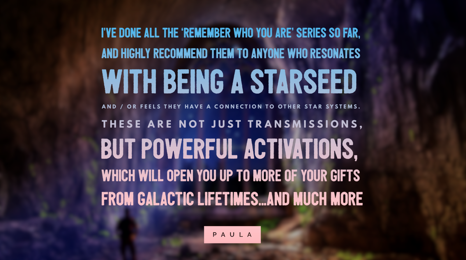 Remember Who You Are Series: Starseeds, Ancient Civilisations