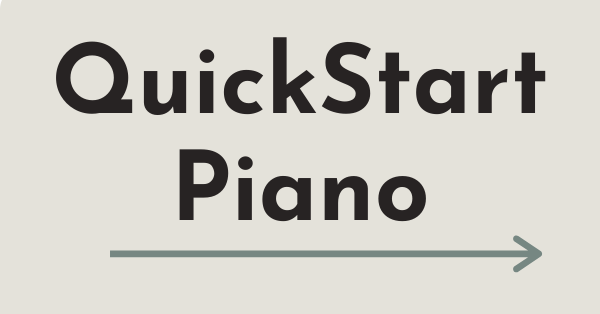 QuickStart Piano for Adults