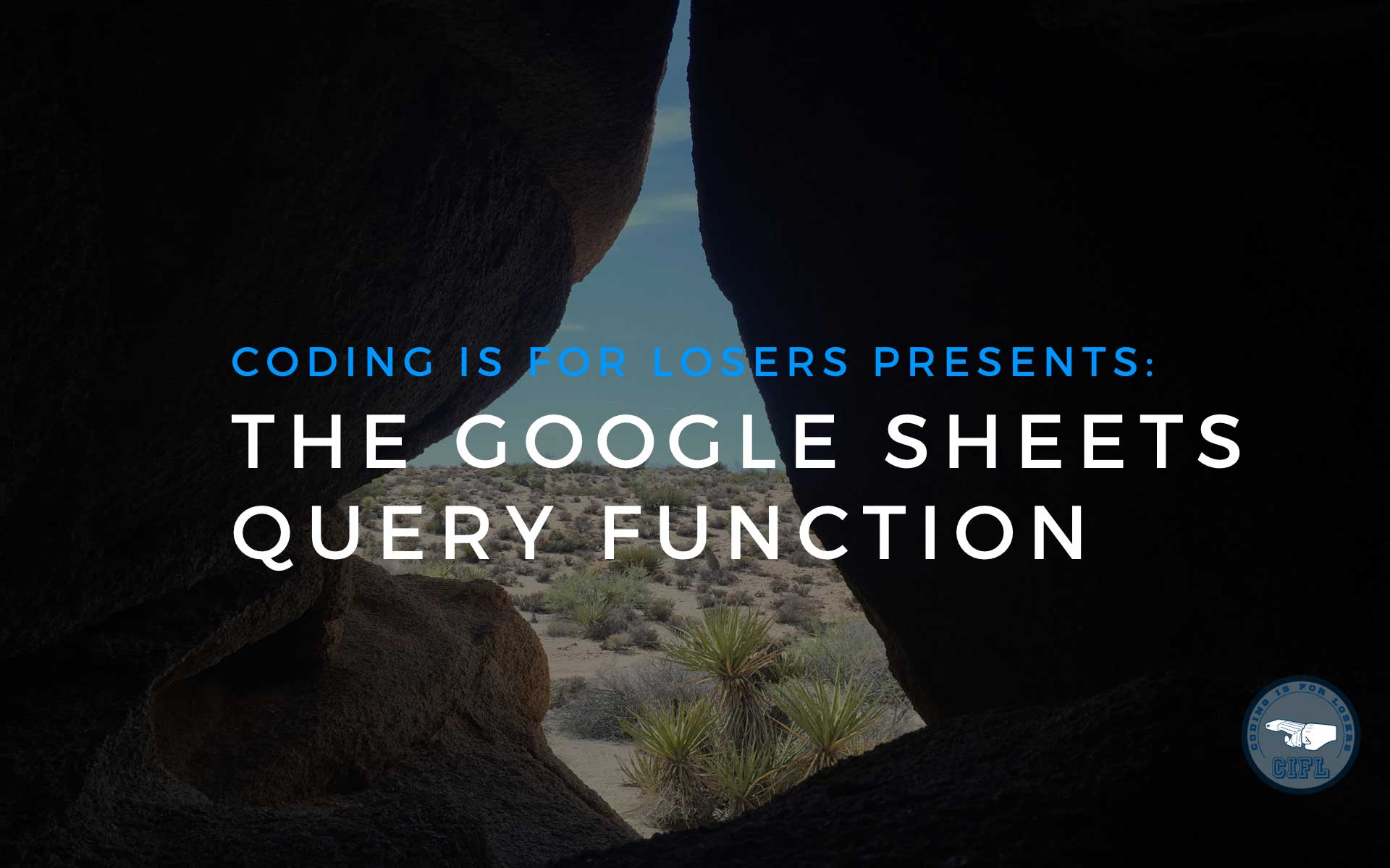 The Google Sheets Query Function