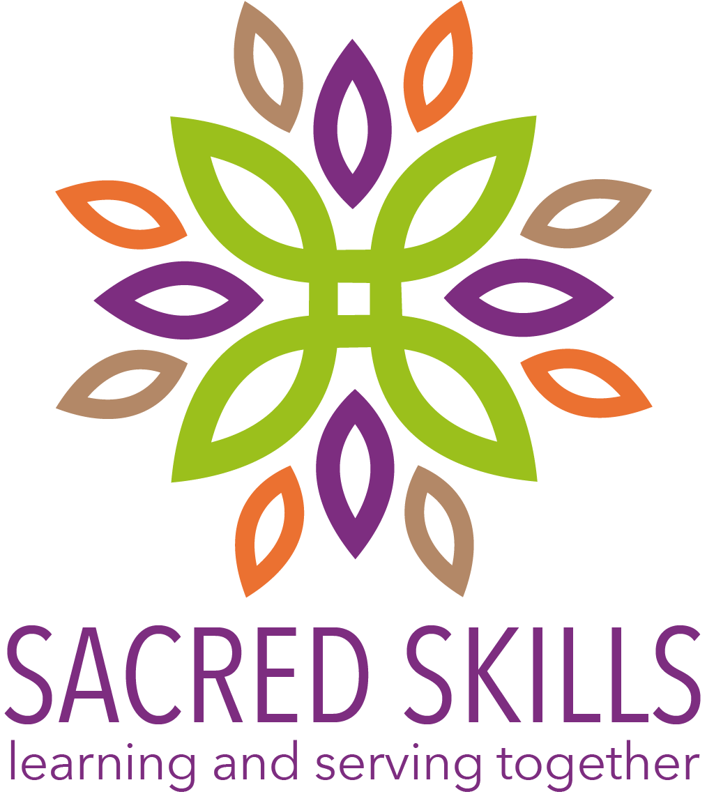 Sacred Skills learning and serving together